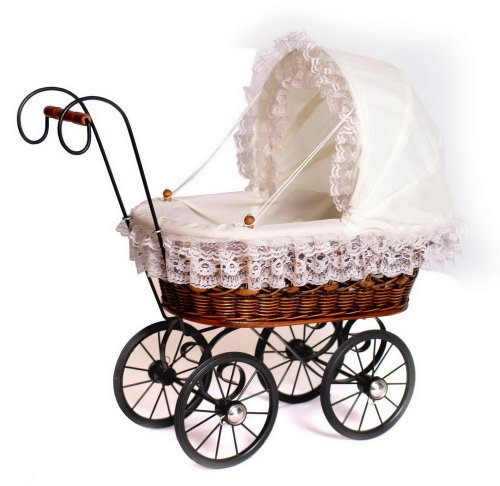 Buy large vintage doll stroller