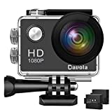 Action Camera Davola 1080P WiFi Sports Camera 12MP Underwater...