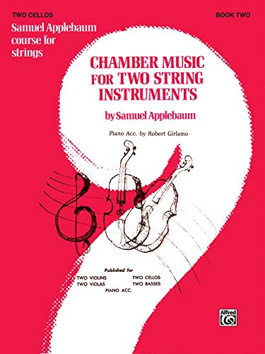 Chamber Music for Two String Instruments, Bk 2: 2 Cellos