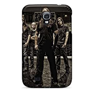 Samsung Galaxy S4 YnE15306Awhn Support Personal Customs Stylish Insomnium Band Image Anti-Scratch Hard Cell-phone Case -Marycase88