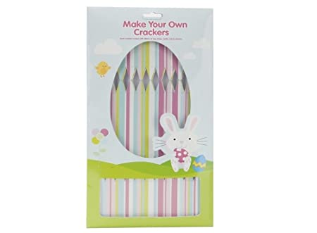 Easter crackers make your own set fun festive holiday activity pack easter crackers make your own set fun festive holiday activity pack of 6 173333 solutioingenieria Gallery