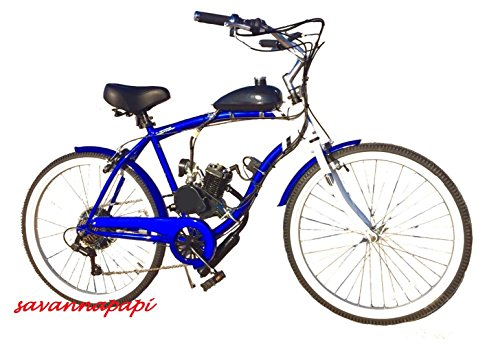 gas bicycle - 9
