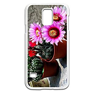 Samsung Galaxy S5 Cases Cactus Design Hard Back Cover Proctector Desgined By RRG2G