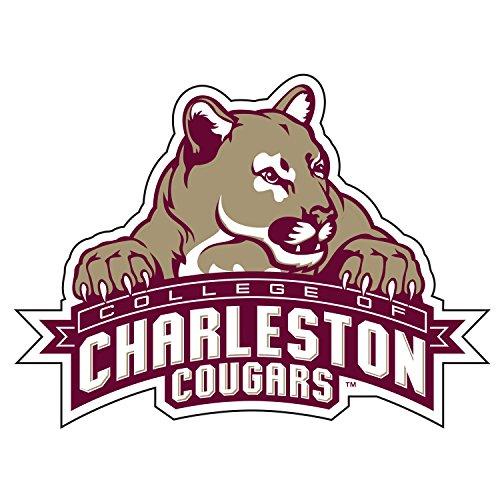 Charleston Cougars Decal CHARLESTON COUGAR DECAL - In Shops Charleston