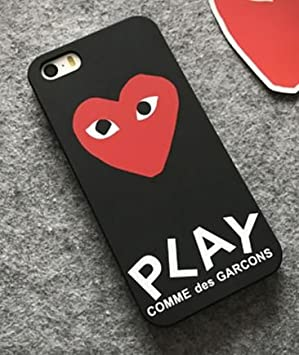 iphone 7 coque comme des garcons