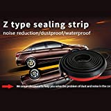 z type car - Sedeta 3M Z-type Self Adhesive Automotive Rubber Seal Strip Weatherstrip for Car Window Door Engine Cover