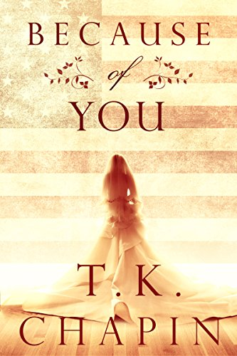 Because of You: A Christian Romance Novel