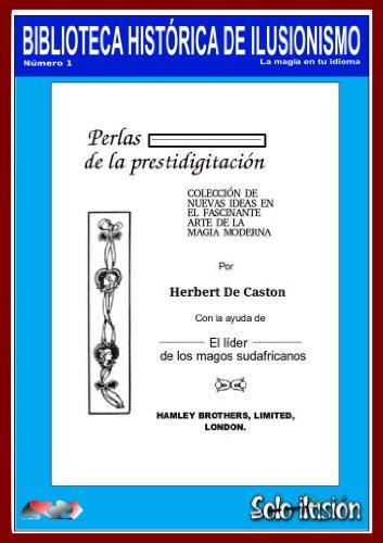 Amazon.com: Perlas de la prestidigitación (Biblioteca ...
