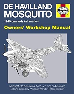 de havilland mosquito 1940 onwards all marks an insight into rh amazon com Flat Rate Box USPS Flat Rate
