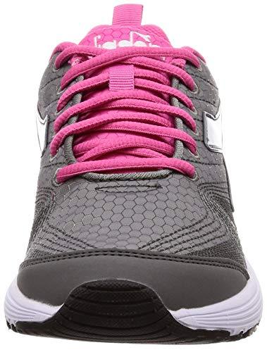 Flamingo Multicolore Ghiaccio Running 2 rosa grigio W De C4898 Femme Fluo Diadora Chaussures Zxdg4wn0wq