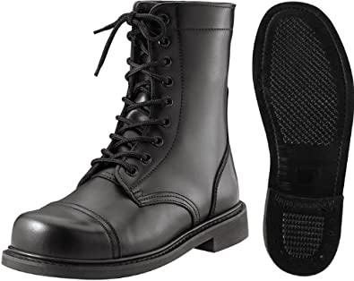 Amazon.com: 5075 Black GI Style Combat Boot: Shoes
