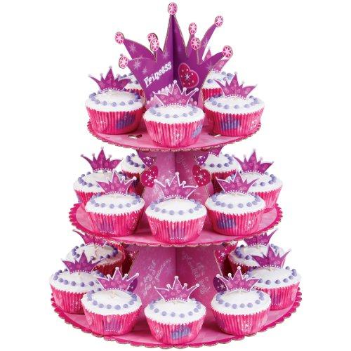 Wilton 1510-1008 Princess Cupcake Stand Kit by Wilton