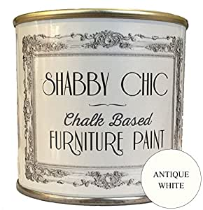 Shabby Chic Furniture Paint 125Ml Antique White