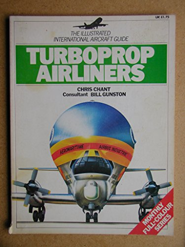 Turboprop airliners (The illustrated international aircraft guide) - Mamba Engine
