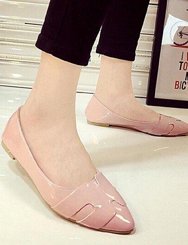 de cn38 plano uk5 Toe PDX las blanco señaló us7 mujeres talón eu38 Casual rosa Flats 5 zapatos pink 5 gris 1BBpxwq5