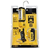 Dewalt DCL050M1 20V MAX 4.0 Ah Cordless Lithium-Ion Hand Held Area LED Light Kit