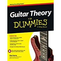 Guitar Theory For Dummies: Book + Online Video & Audio Instruction
