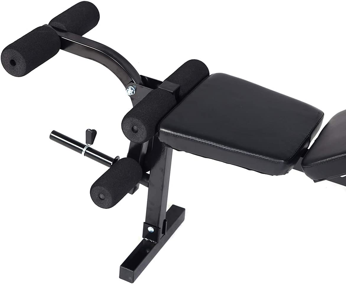 GYMAX Adjustable Bench
