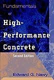 Fundamentals of High-Performance Concrete 9780471385554