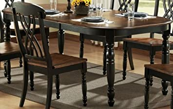 Wonderful Weston Home Ohana Dining Table With Leaf