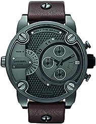 Diesel The Daddies Series Quartz Grey Dial Male Watch DZ7258