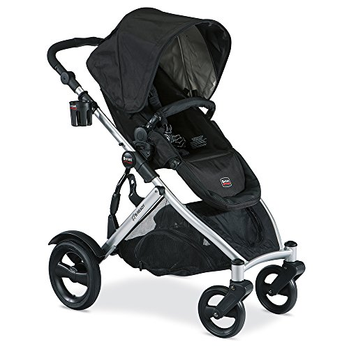Britax USA B-Ready Stroller, Black