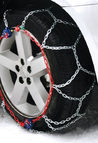 Peerless 0152005 Auto-Trac Tire Traction Chain - Set of 2 by Security Chain (Image #6)