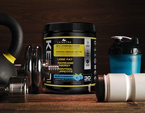 Keto Ketogenic Diet Ketones MCT Oil Keto Fat, Promote and Ketosis Keto Supplement