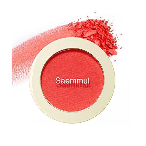the SAEM Saemmul Single Blusher RD01 Dragon Red Red Blush
