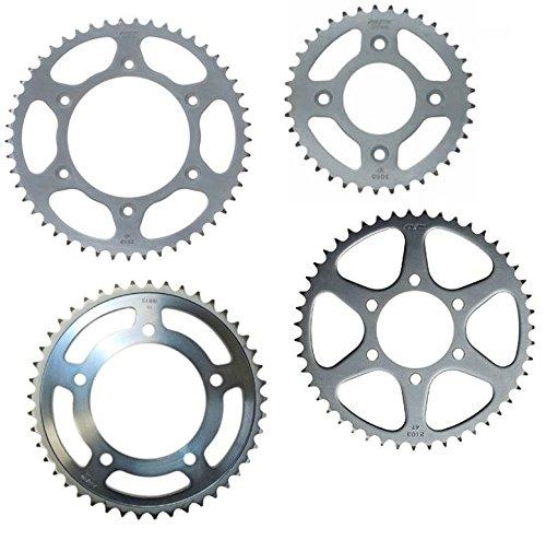 Sunstar 2-145656 56-Teeth 420 Chain Size Rear Steel Sprocket