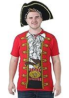 Impact Pirate Prince Mens Costume Tee