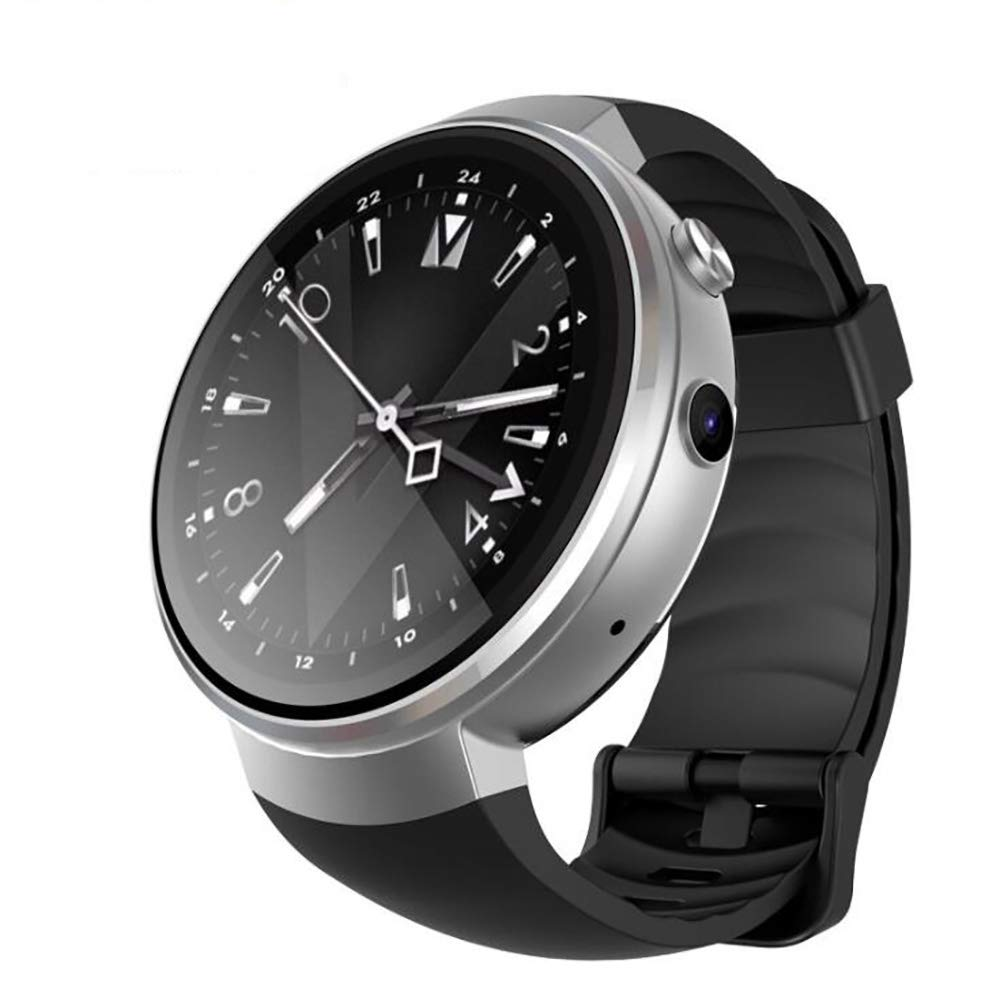 Amazon.com: SUNROAD Smart Watch 4g with Charging Treasure ...