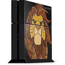 The Lion King PS4 Console Skin - Mosaic Simba | Disney X Skinit Skin