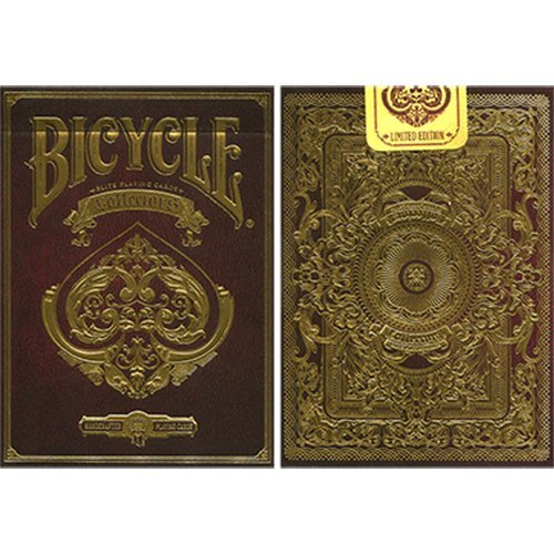 Bicycle Collectors Deck by Elite Playing Cards - Kartenspiele - Zaubertricks und Magie