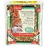 Hartz Mountain Small Animal Diet Universal Feed Food Grains -- 6 per case.