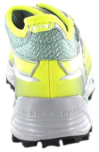 LA SPORTIVA MUTANT WOMAN FOR TRAIL RUNNING SKYRACES YELLOW amarillo