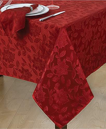 Homewear Dinner Party Noel 13 x 19-in Placemats Red (Set of 8) [並行輸入品]   B07N8CY6CN