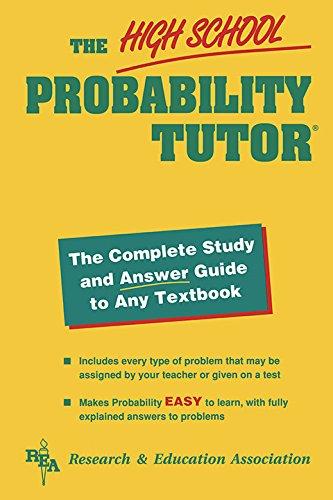 High School Probability Tutor (High School Tutors Study Guides)