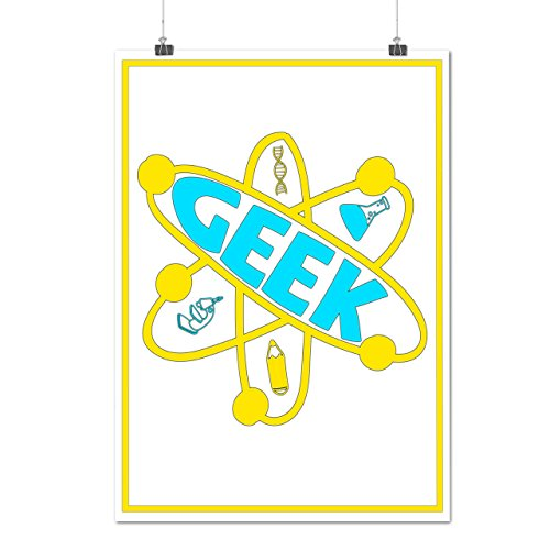 geek-brain-element-nerd-atom-matte-glossy-poster-a4-9x12-inches-wellcoda