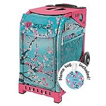 Zuca Sport Rolling Suitcase - Hanami Sport Insert Bag, Choose Your Frame Color