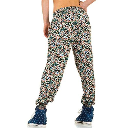 Ital-Design - Pantalón - para mujer naranja