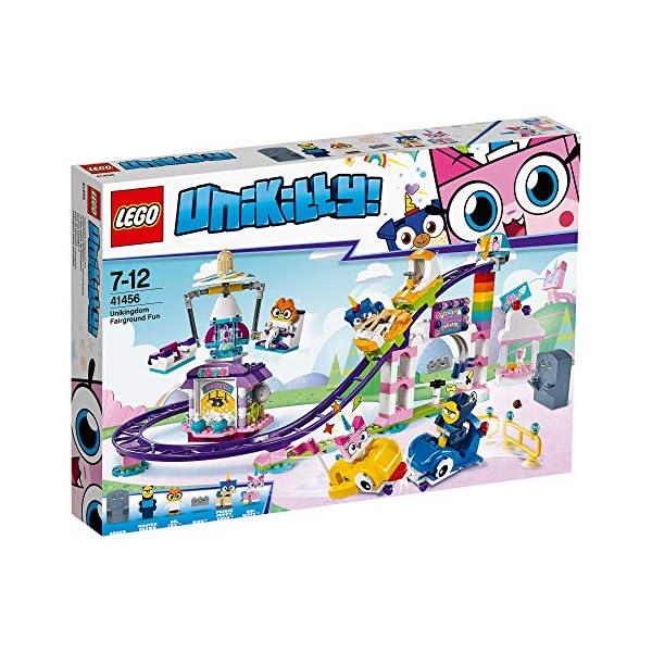 LEGO Unikitty – Unikingdom Fairground Fun 41456 Black