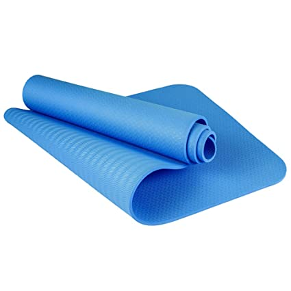 Amazon.com : LS-Exercise Fitness Yoga Mat - Beginner Non ...