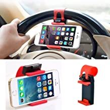 Dcm Universal Car Steering Wheel Bike Clip Mount Holder For Iphone For Cell Phones Sony Xperia Z3 Z2 Z1