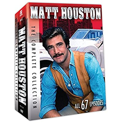 Matt Houston Complete Collection