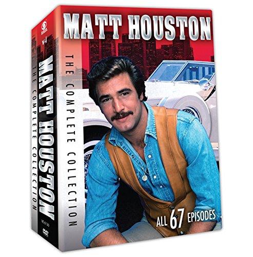 Matt Houston DVD THE COMPLETE
