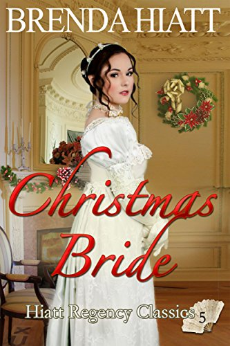 Book: Christmas Bride (A Regency Romance) by Brenda Hiatt