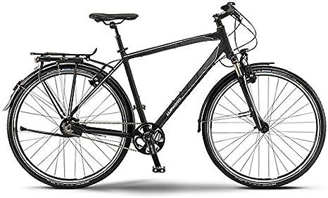 Winora Labrador hombre-bicicleta de trekking 14-cambio Rohloff ...