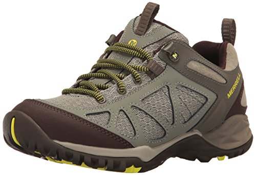 Olive Dusty - Merrell Women's Siren Sport Q2 Hiking Shoe, Dusty Olive, 8.5 M US