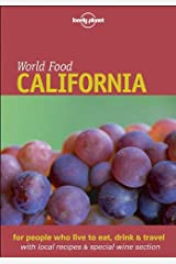 Lonely Planet World Food California (Lonely Planet World Food Guides) Paperback